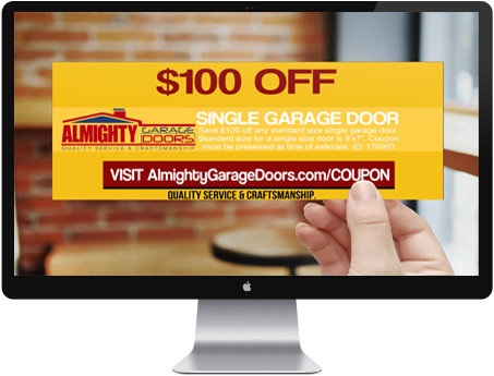 $100-Coupon-Almighty-Garage-Doors