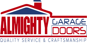 Almighty Garage Doors Logo